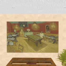 Art - The Night Cafe 1888 Van Gogh