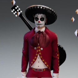 MARIACHI   OUTFIT_ H