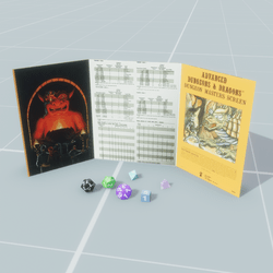 Role-playing dice Set