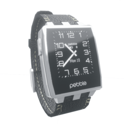 Pebble Steel (male version)