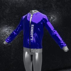 Jacket Chrome purple