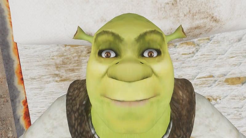 Shrek the younger