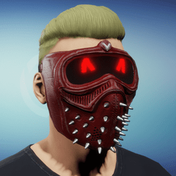 Wrench Mask R3D Edition
