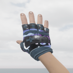 Mens Cybergloves - 8BitSpace