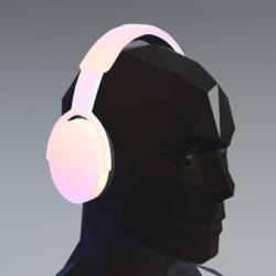 Rainbow Headphones [Earing Slot]