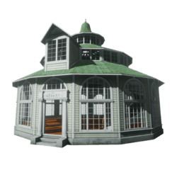 The Aviary House