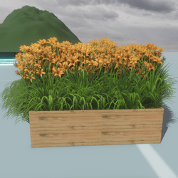 Planter of May Flowers