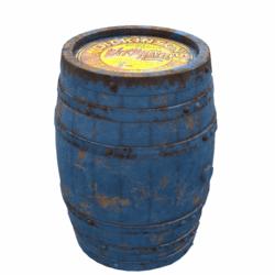 Dickinson Barrel Blue 2.0