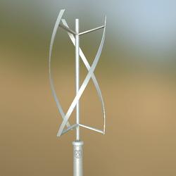 Wind Turbine animated