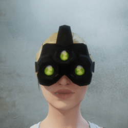 [F] Night Vision Goggles - Ears