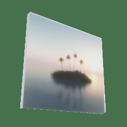 Sunset Getaway 3D Artwork Painting