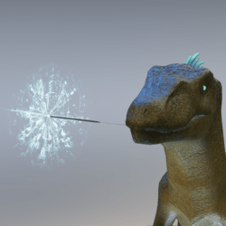 RaptorFit Blue Sparkler