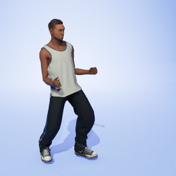Ska Rocking Dance 1 (M)