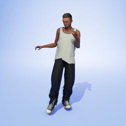 Shuffle Dance 7 (M)
