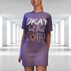 ✿ Shirt Dress ✿