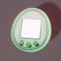 Tamagotchi 5u mint