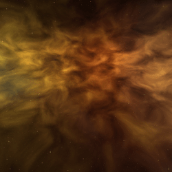 Nebula(Yellow) - Skybox