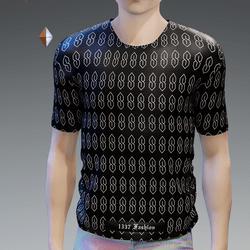Black Cool S T-Shirt
