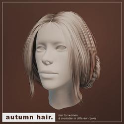 Autumn Hair (F)