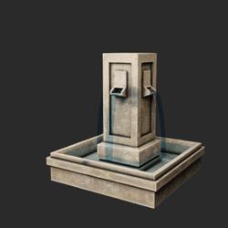 Fountain V021