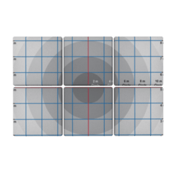 Split Canvas x6 (rectangle)