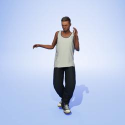 Shuffle Dance 6 (M)