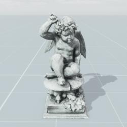 Antique Statue 1