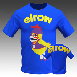 Elrow T-Shirt 03 - UNISEX