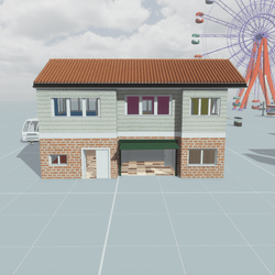 House 1 (TM)