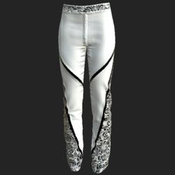 Fran pants white