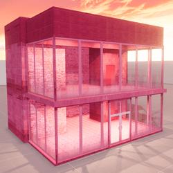 Street shop (interactive) - pink