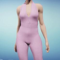 Beautiful pink dress