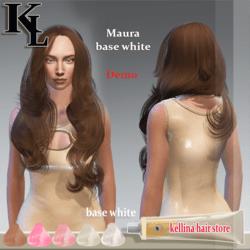 maura-base white demo-perfect rigged