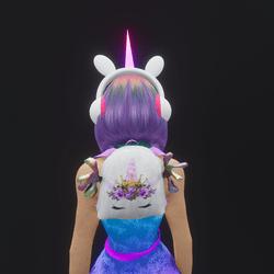 Unique Trends Mini Unicorn Backpack