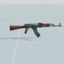 Assault Rifle AKP