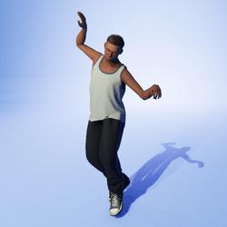 Zombie Ballet 1 (M)
