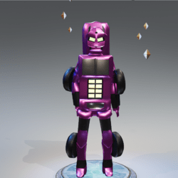 FG Transformer Pink