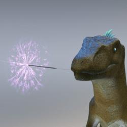 RaptorFit Purple Sparkler