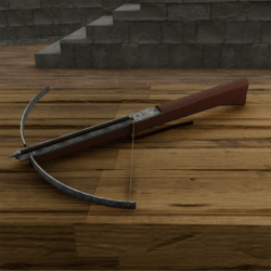 Old crossbow