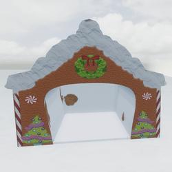 Christmas house 2020