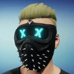 Wrench Mask Animated