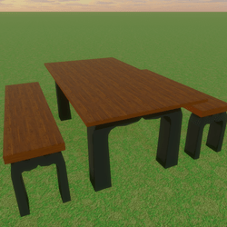 Valta Dining Table Set