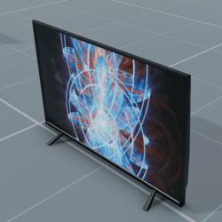 Modern Widescreen Television   Tintable