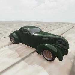 Hotrod - Green
