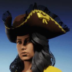 Female Pirate Hat