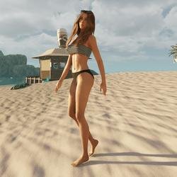 Beach Pose 06