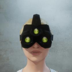 [F] Night Vision Goggles - Glasses