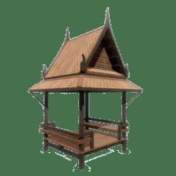 Traditional Thai Pavilion 02