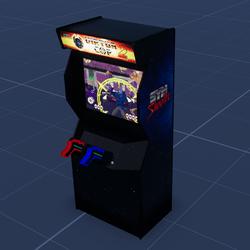 Arcade - Virtua Cop 2