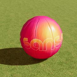Sanset Beachball
